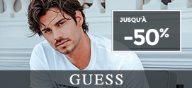 Soldes 2021 Guess