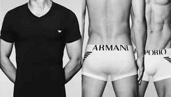 Boutique Emporio Armani homme - Vêtements et accessoires Emporio ... b08dc738ec79