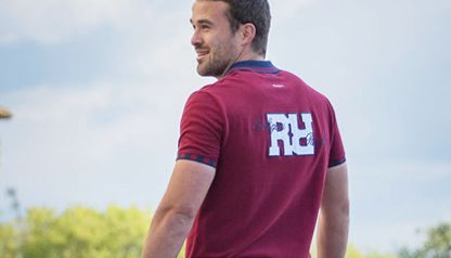 Collection homme Religion Rugby