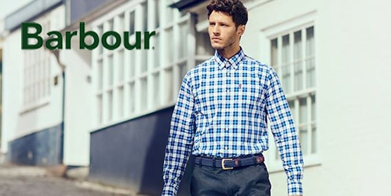 Collection homme Barbour