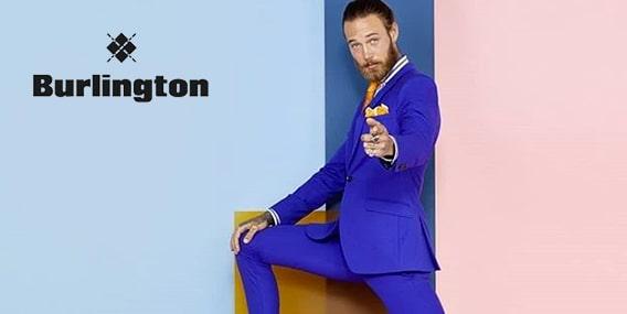 Collection homme Burlington
