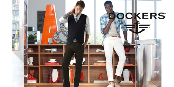 Collection homme Dockers