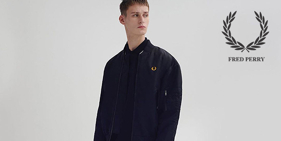 Collection homme Fred Perry