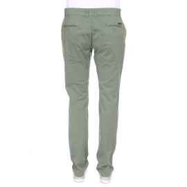 Pantalon chino Phil Gentleman Farmer kaki