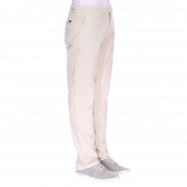 Pantalon chino Phil Gentleman Farmer beige clair