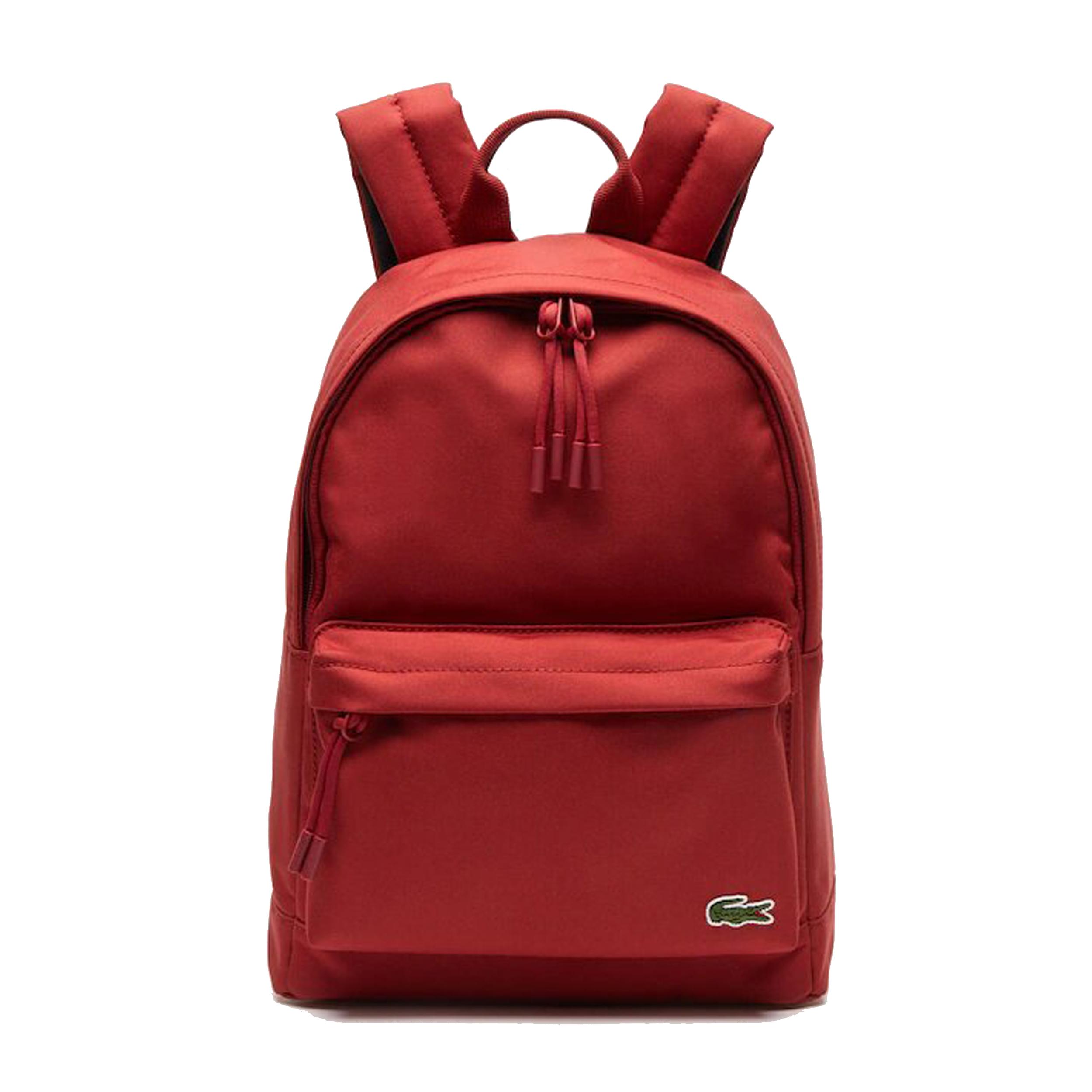 Petit sac à dos  neocroc rouge