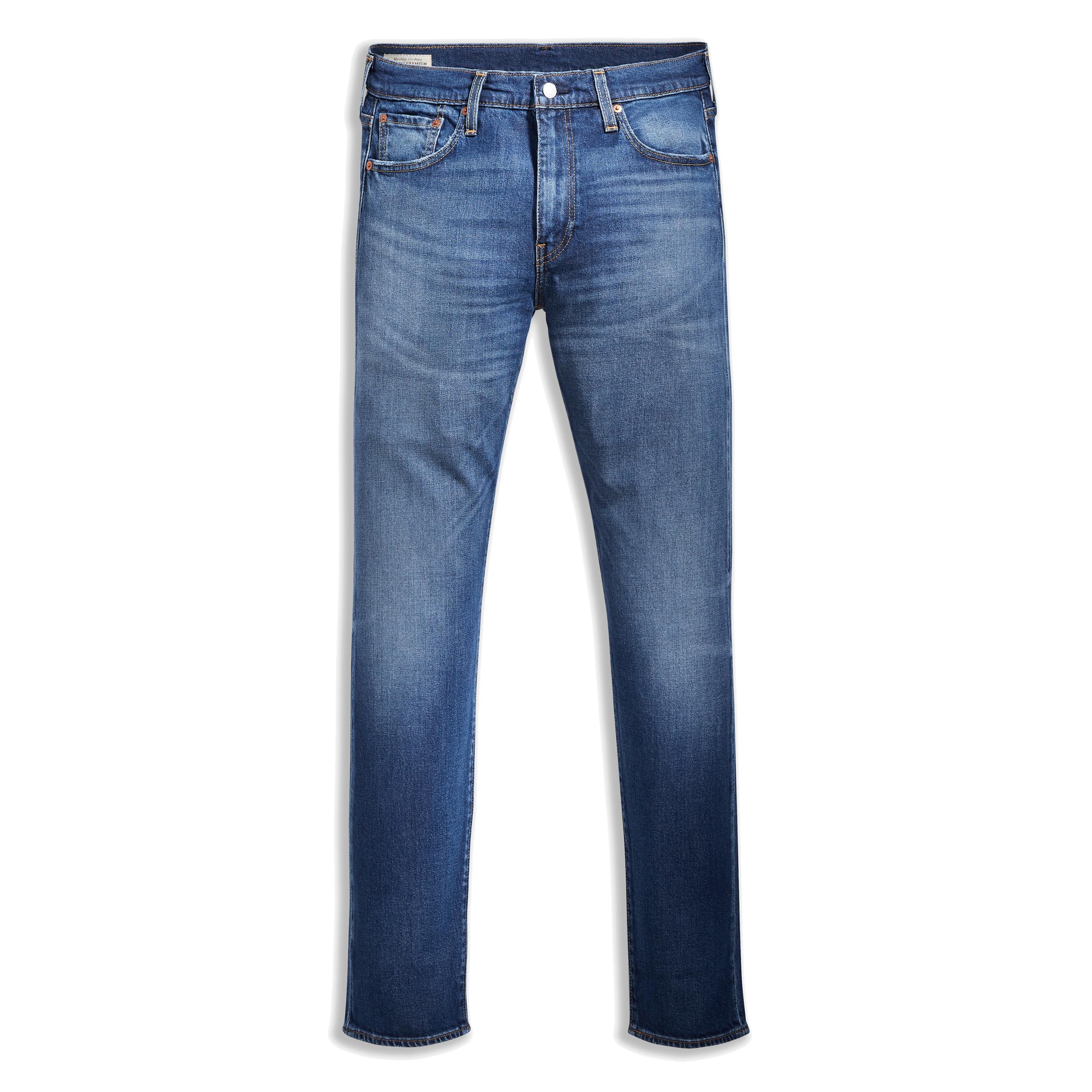 Jean Levi's 502 bleu en coton