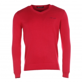 Pull col V Pull homme Teddy Smith