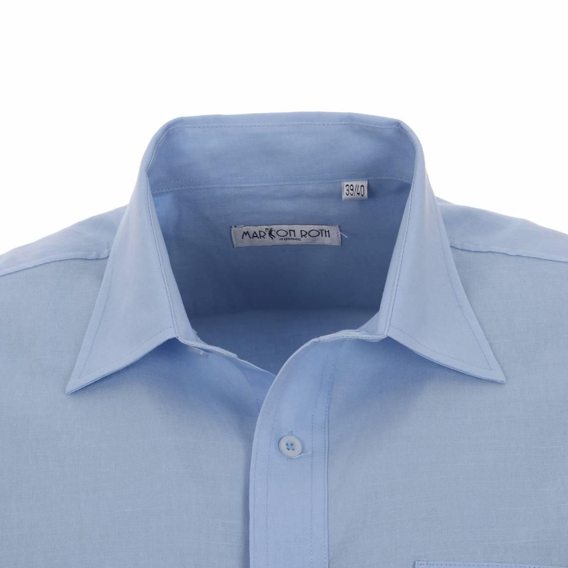 - 20855-marion-roth-e14-lin-coton-ciel-bleu-chemise-marion-roth-en-lin-bleu-ciel-a-manches-courtes-2_1128x1128