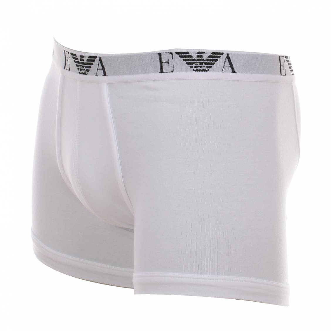 lot de boxers longs emporio armani blancs