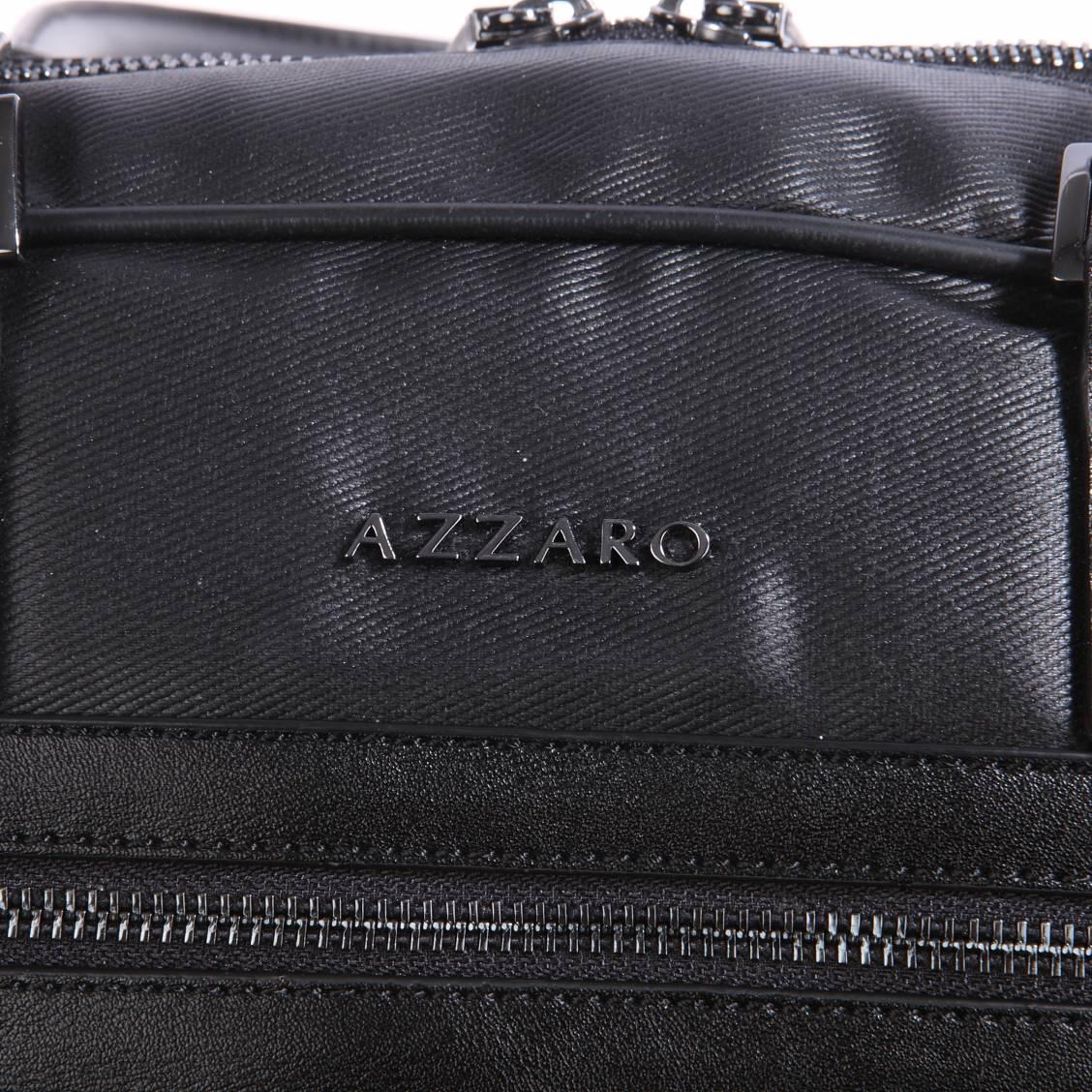 Porte-ordinateur Azzaro noir