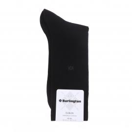 Chaussettes Burlington Dublin en coton noir
