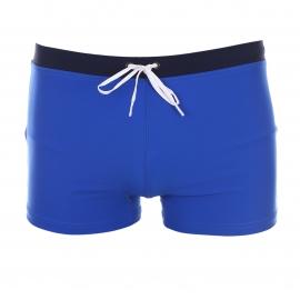Boxer de bain Eminence bleu indigo