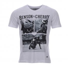 Tee-shirt homme Benson&Cherry