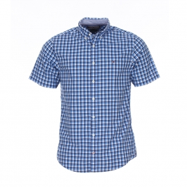 Chemise homme  Manches courtes Taille XXL 45-46 XXXL 47-48 Tommy Hilfiger