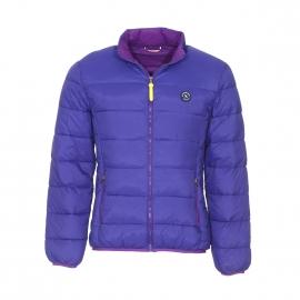 Doudoune zippée Vicomte A violette