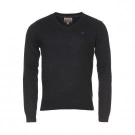 Pull col V Pull homme Petrol Industries