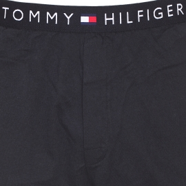 Short d'intérieur Tommy Hilfiger noir
