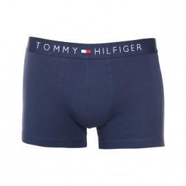 Boxer Tommy Hilfiger en coton stretch bleu marine