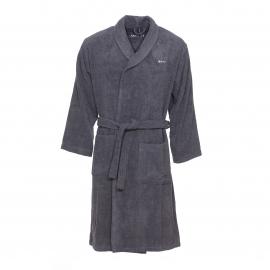 Peignoir de bain Gant en coton gris foncé