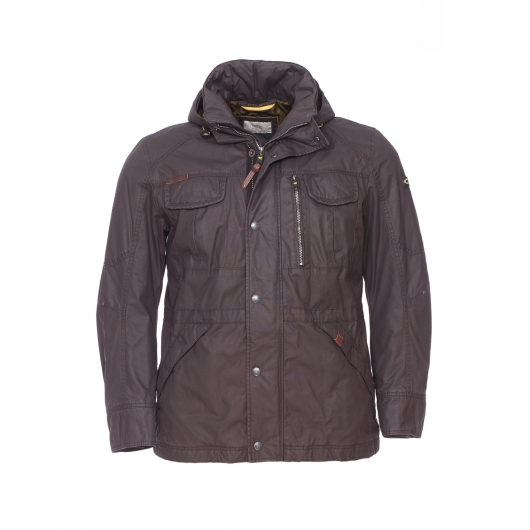 camel active gore tex parka antraciet pictures to pin on. Black Bedroom Furniture Sets. Home Design Ideas