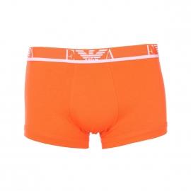 Boxer Emporio Armani en coton stretch orange