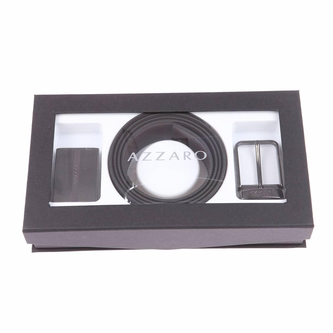 0935b21df10 Coffret cadeau   ceinture Azzaro ajustable