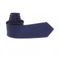 Cravate Antony Morato en soie bleu marine