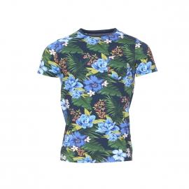 Tee-shirt Pando Tommy Hilfiger en coton à motifs tropicaux