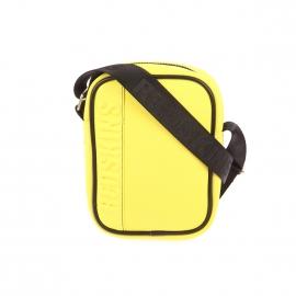 Petite sacoche Redskins en néoprène jaune