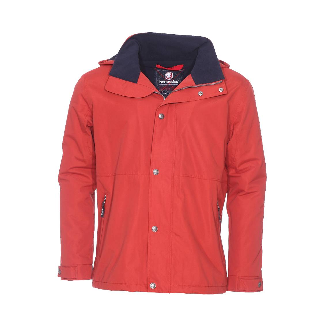 Parka imperméable hot  paprika