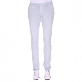 Pantalon chino Gianni Ferrucci gris clair