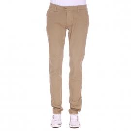 Pantalon chino Gianni Ferrucci beige
