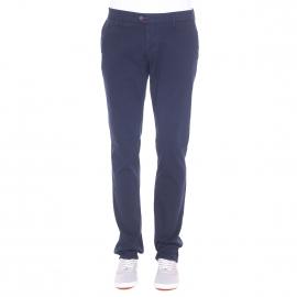 Pantalon chino Gianni Ferrucci bleu marine
