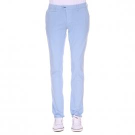 Pantalon chino Gianni Ferrucci bleu ciel