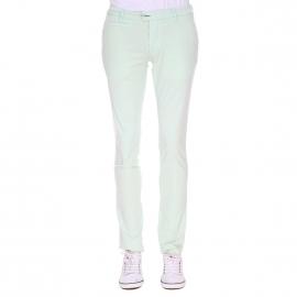 Pantalon chino Gianni Ferrucci vert d'eau