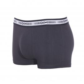 Lot de 2 boxers Dim 3D Flex en coton stretch noir