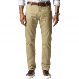 Pantalon Alpha Khaki Original Slim Tapered Dockers en twill beige