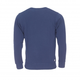 Sweat col rond Diesel Willy bleu marine