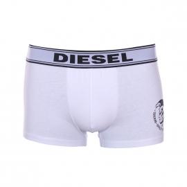 Boxer Diesel The Essential en coton stretch blanc