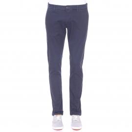 Pantalon chino Selected bleu marine