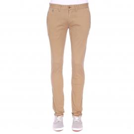 Pantalon chino slim Hilfiger Denim beige