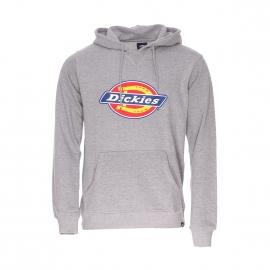 Sweat à capuche Nevada Dickies gris chiné floqué du logo