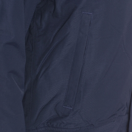 Blouson imperméable à capuche Cornwell Dickies bleu marine