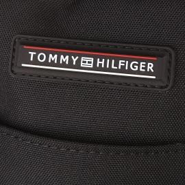 Sacoche Tommy Hilfiger en toile noire