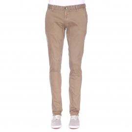 Pantalon ajusté Deepend beige