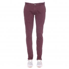 Pantalon ajusté Deepend prune