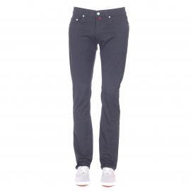 Pantalon ajusté Pierre Cardin bleu marine