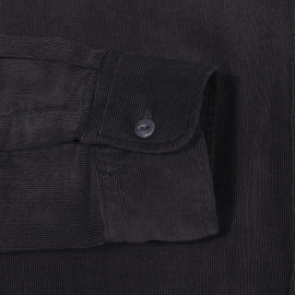 Chemise cintrée Chevignon en velours noir