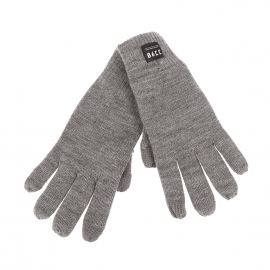Gants Jack & Jones gris chiné
